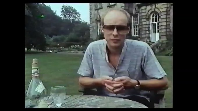 Happy Birthday to Brian Eno, who turns 70 today