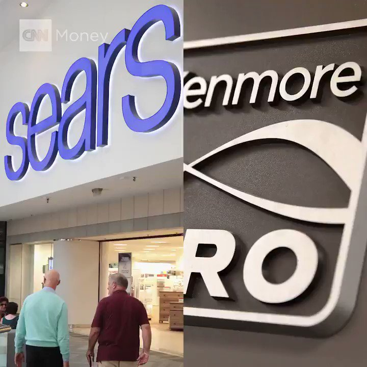 Sears is getting serious about selling Kenmore https://t.co/wI1xqKSs56 https://t.co/Mk0RALfsCC