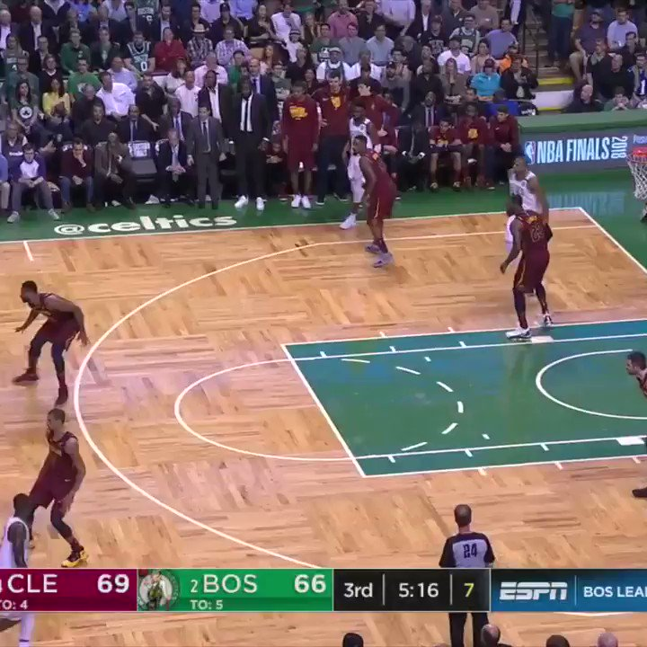 Marcus Morris let Tristan know �� https://t.co/uBA8PPfhze
