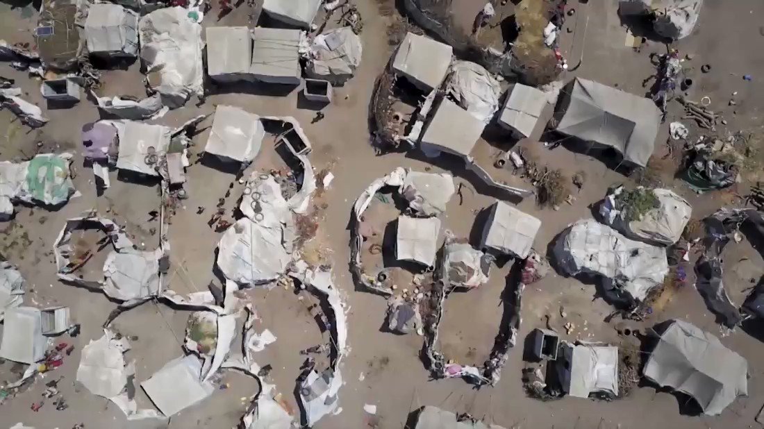 It's a war you rarely see. Now rare drone footage shows a Yemen city in ruins: https://t.co/nmTi8uE1Vn https://t.co/eflQzMLqSj