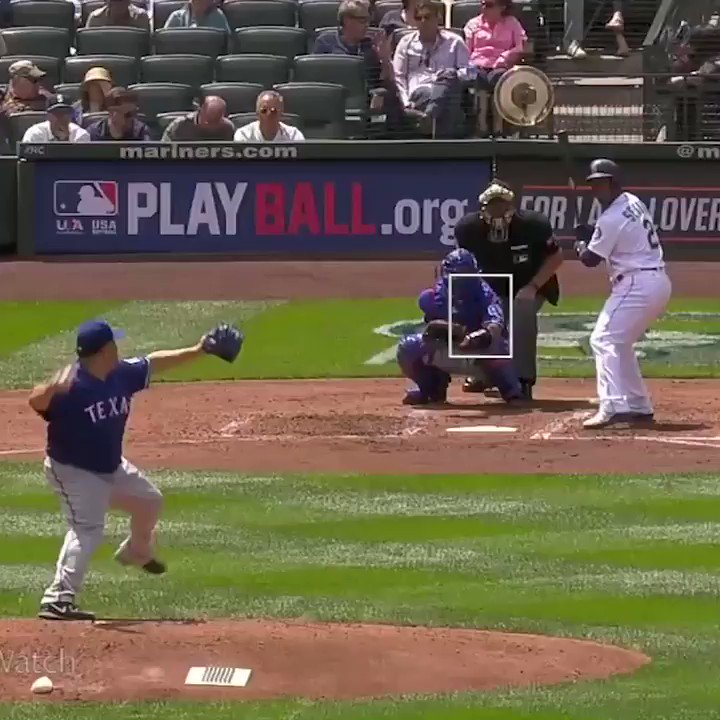 Bartolo took a line drive straight to the gut ... and still threw him out. https://t.co/rOeA17wdeb