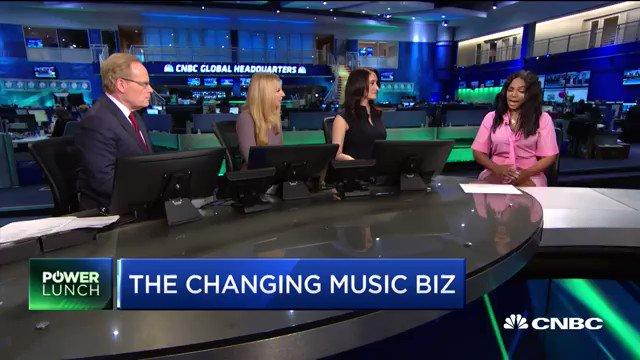 RT @ashantixtra: .@ashanti @CNBC Interview: The Impact Of Streaming https://t.co/dS4dvfzAjU https://t.co/thIWIvj28P
