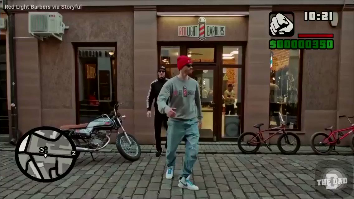 I dunno who made this but this is a fucking real ass gta ever. https://t.co/hpaNYA8BpU