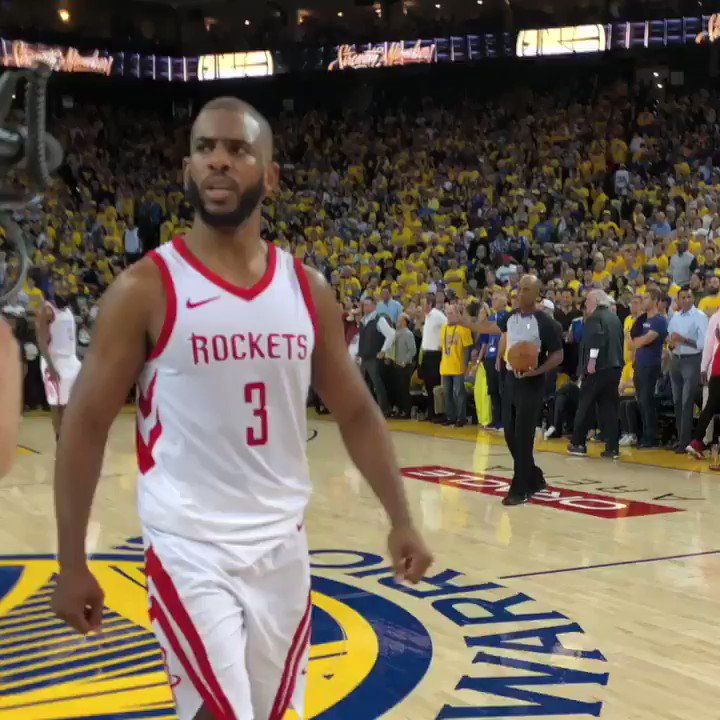 The @HoustonRockets even the series at 2! #NBAPlayoffs https://t.co/vRI8ujSvxS