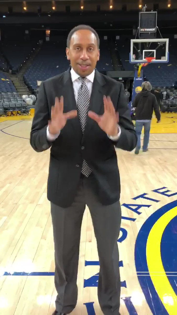 Ladies and gentleman, we've got a SERIES. This is what basketball is all about!!! https://t.co/DGXO4hLDRT