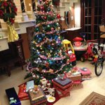 Merry Christmas!!!!! Christmas at my ammamma's... Family tradition :)
