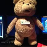 RT @LinerNotes: Today's #AOTS Twitter Wall was co-produced by this guy. Ted! You're blocking my screen!