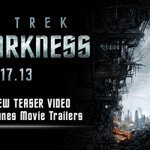 RT @StarTrekMovie: Get ready for the new Star Trek Into Darkness teaser video! See it on @iTunesTrailers in 3 days! http://t.co/reDBj0ow