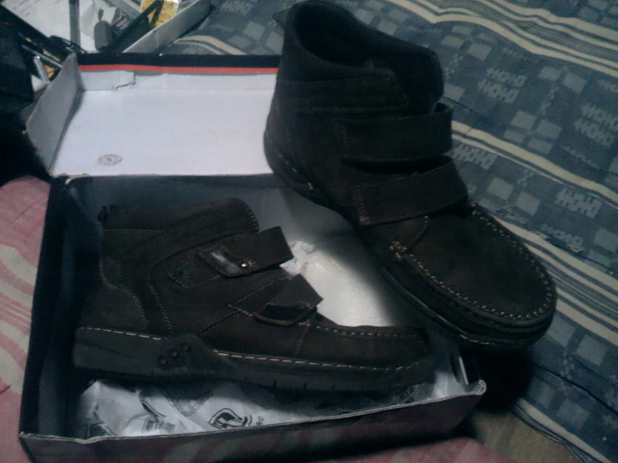 Garranagarana Dijual Sepatu Jim Joker Leather Collection Size 42