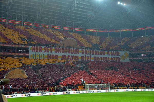 Galatasaray SK (@GalatasaraySK):