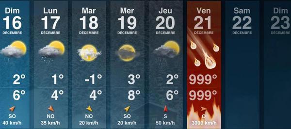 Os paso lel pronóstico del tiempo para esta semana http://t.co/M6QGElDN