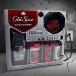 This Old Spice gift set is not a good gift for children, unless those