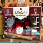 For the man who has everything except various Old Spice products inside a cardboard box. Avail. at most major retailers http://t.co/DL6Lz4sN