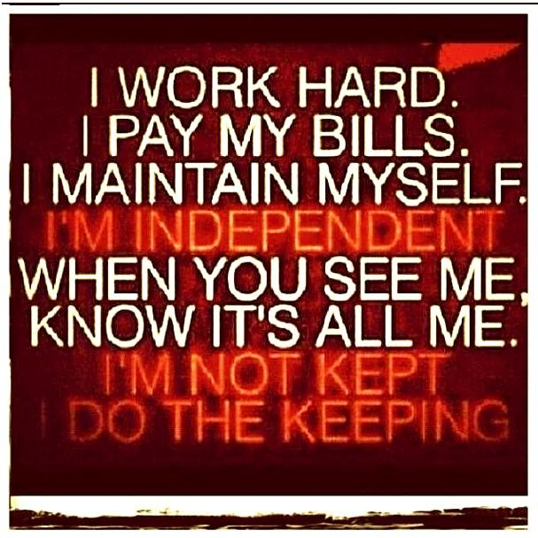 S/o to all the sexy independent ladies. No matter how u gettin ya cake, Ur GREAT! Keep doing ya thang ������ #hustle-HER http://t.co/HqRkD6pM