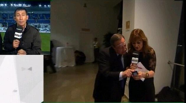 Video: The moment Florentino Perez realised Jose Mourinho had dropped Iker Casillas