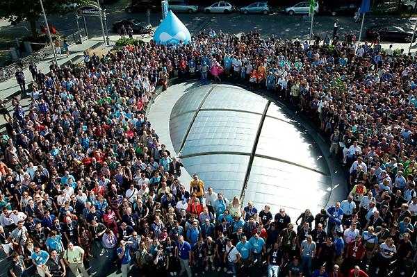 Fantastic #drupalcon munich attendee photo! http://t.co/EJEwba98