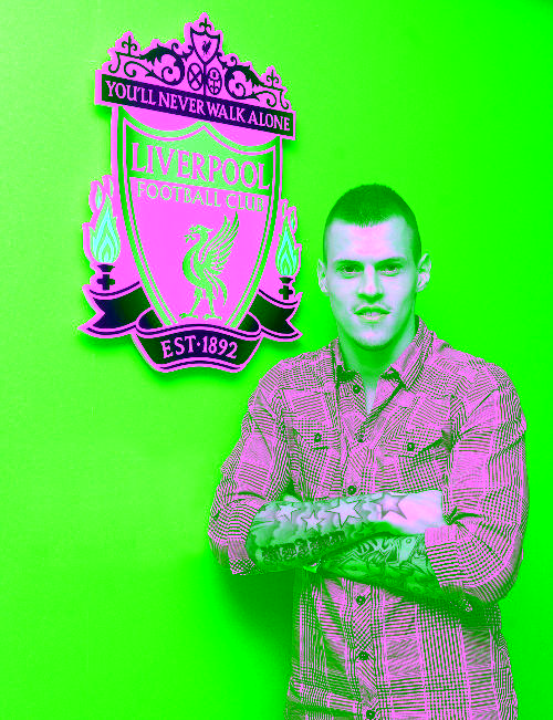 'I am proud to play for Liverpool with these great players' - Martin Skrtel http://t.co/GKDrsgho