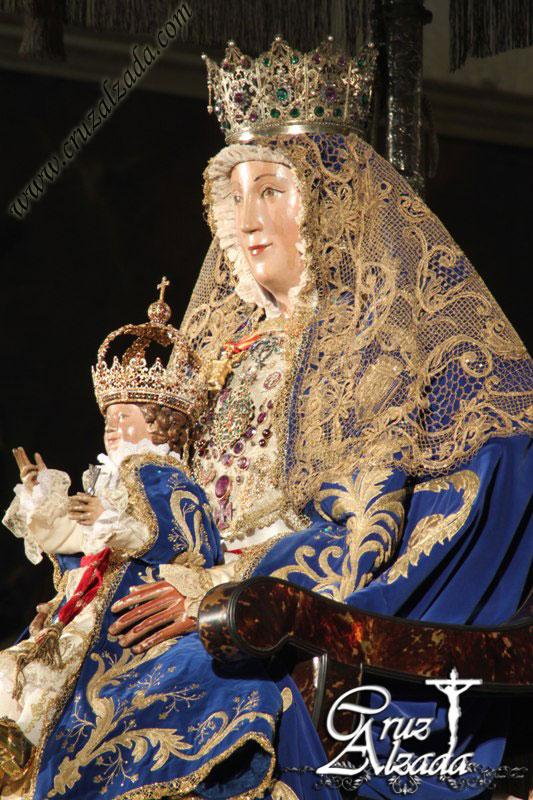 Hoy, sexto día de la Novena de la Virgen de los Reyes http://t.co/5Gt8LxzV