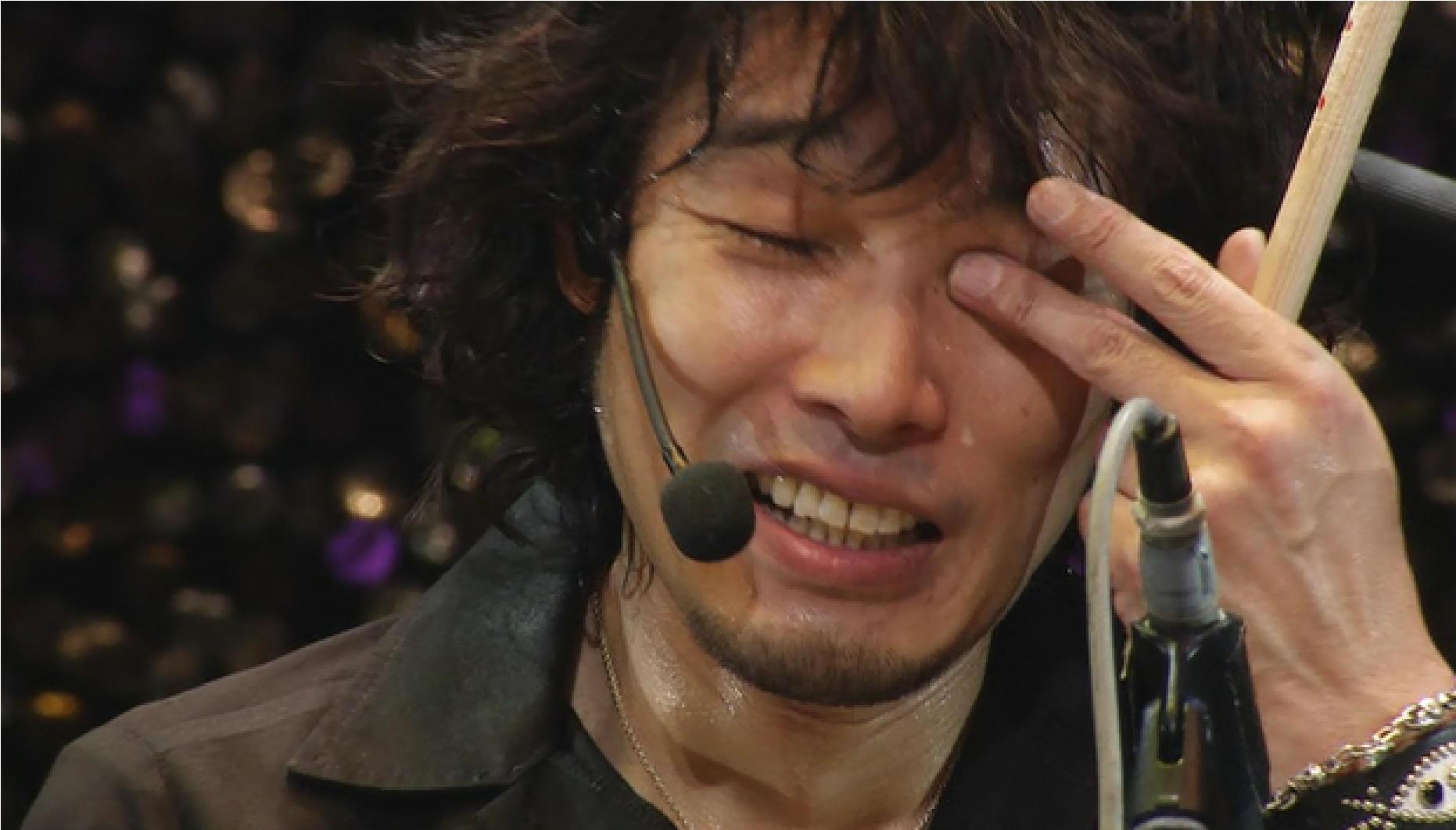 【虹】 「KAZUYOSHI SAITO LIVE TOUR 2011-2012 '45 STONES' at 日本武道館2012.2.11」 http://t.co/FSdJ1M3ZrK