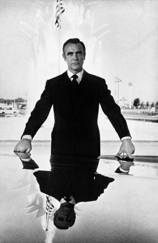 Found amazing shots of Connery that were lost for 40 years ago for my book 'All About Bond' published by Evans Mitchell http://t.co/vfEyVLcV