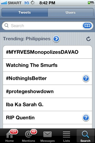 We're trending!!! #ProtegeShowdown http://t.co/aUfvaEFq
