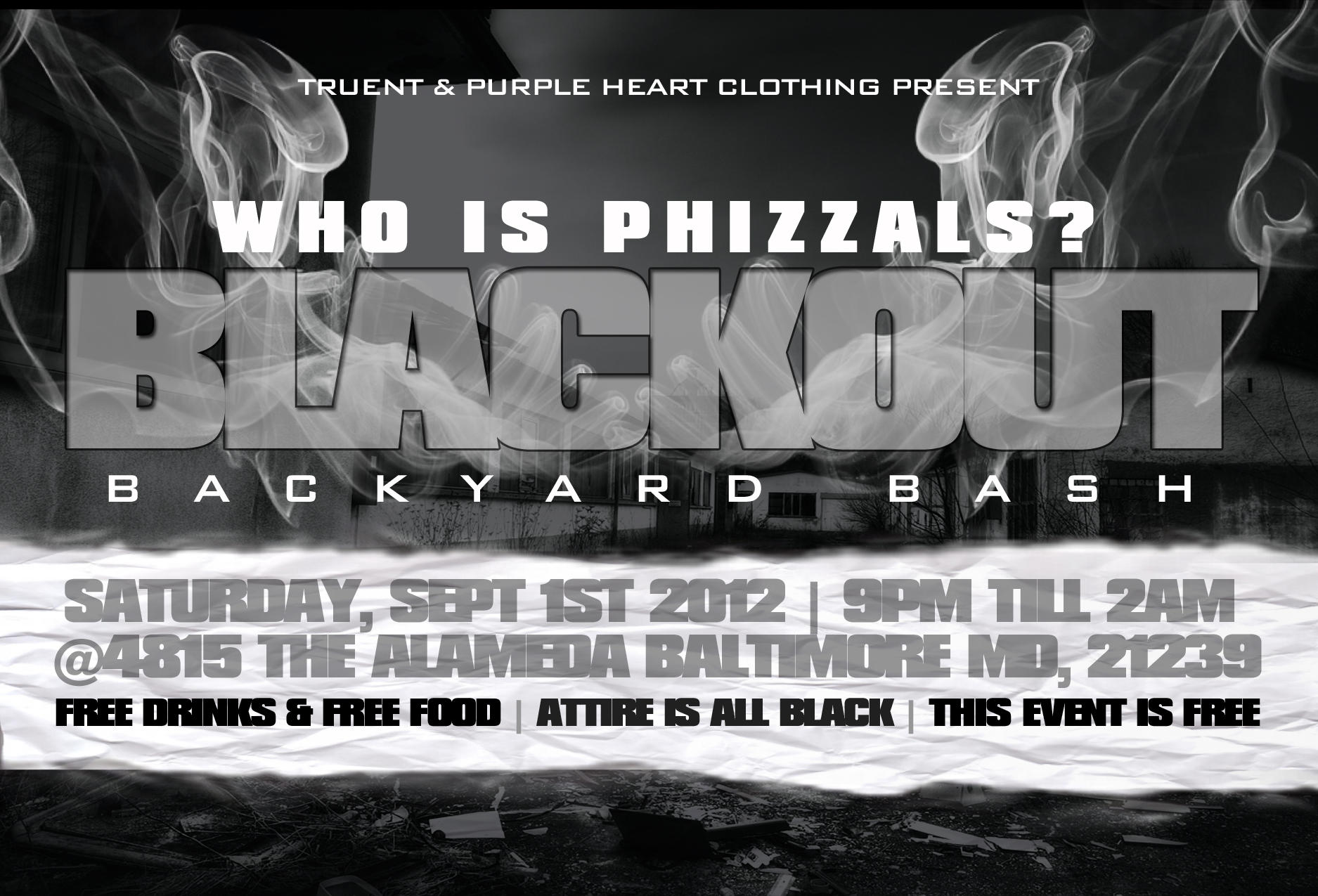 Who Coming?? RETWEET If U COMING!!! ALL BLACK ATTIRE & A RED CARPET WILL BE THERE!!!! SO BE READY!!!! http://t.co/08dGSCRB