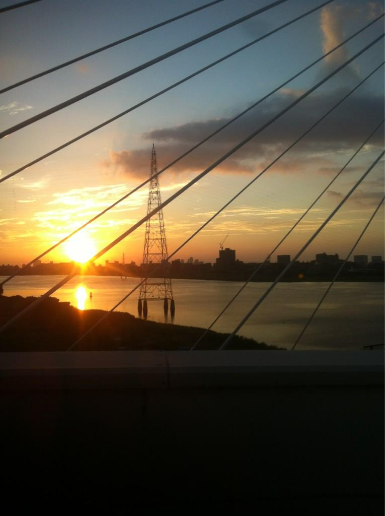 RT @Realtaeyang: Beautiful sunset in japan http://t.co/QJdal0Zc