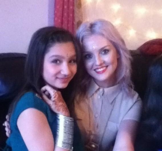 RT @1DWhereAbout: Perrie and zayns cousin at the eid celebration yesterday :)-srav http://t.co/1G4oETAg