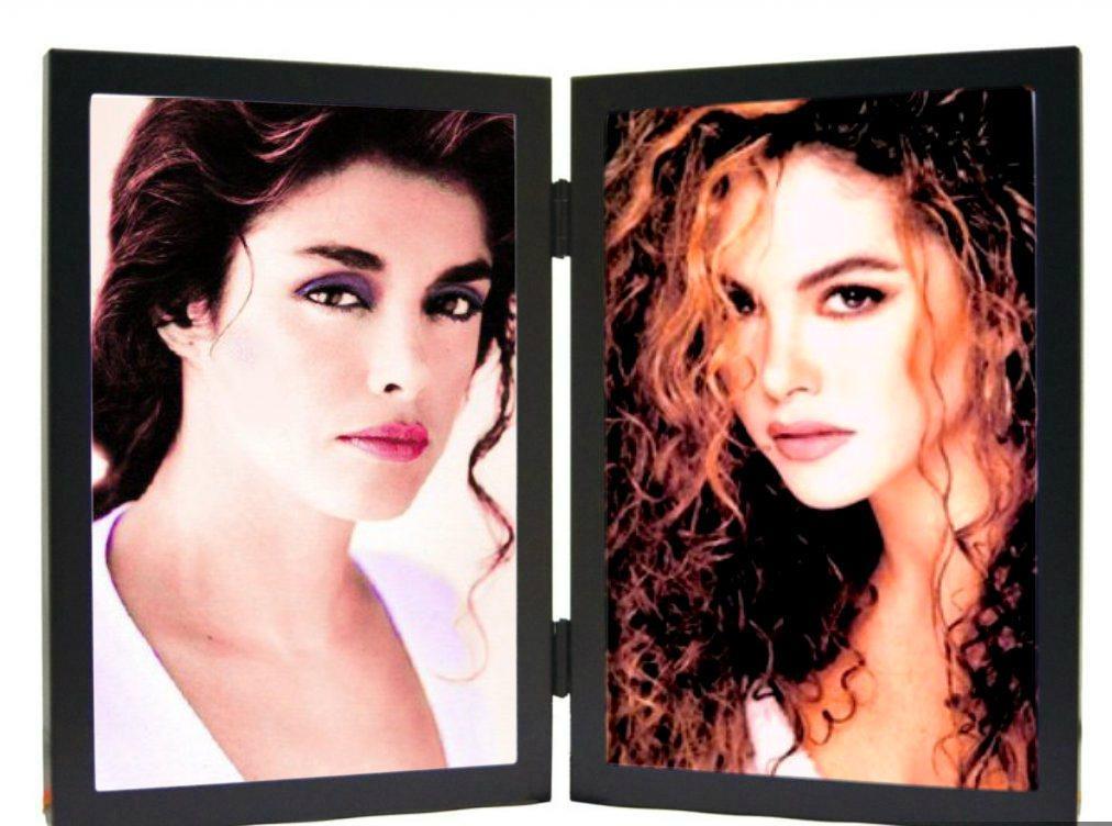 que rostros perfectos que faciones mas impresionantes ademas se parecen en esta foto @LuceroMexico @luciamendezp http://t.co/knt3XGl3