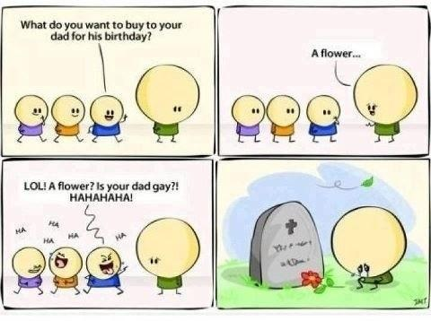 RT @SheedyOfficial: #WhyDoPeopleThinkItsOkayTo Bully others?! http://t.co/SxIMzPTt