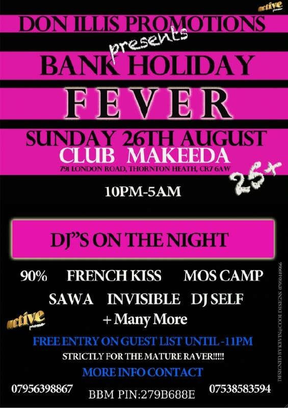 @ChoiceFM  BANK HOLIDAY SUNDAY    OL' SKOOL PARTY    25+ CLUB MAKEEDA    FREE FOR EVERYONE ON G.LIST B4 11pm http://t.co/k84sgWLV