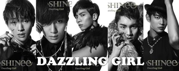 [Pict] SHINee for Dazzling girl teaser photos of Onew, Taemin, Jonghyun. Key, and Minho http://t.co/stfKSdYh