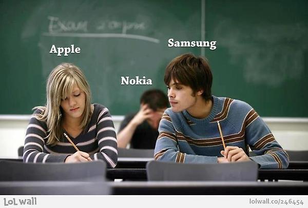 Ufuk Tarhan (@futuristufuk): Apple gözünden durum bu olsa gerek ... http://t.co/Sw0ASrRK
