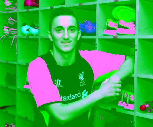 'It is my dream to play for Liverpool and I will give my all.' - Samed Yesil http://t.co/cCGUHe3n