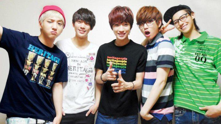 B1A4 #CongratulationB1A4500days http://t.co/A8EKWMir