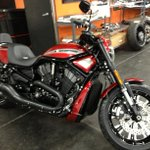 My new 2013 Harley-Davidson Vrod, all tricked out. Sick, eh?