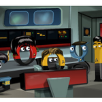 Boldly go where no man has gone before w/ today's interactive Star Trek doodle. More info: http://t.co/yDr962kA