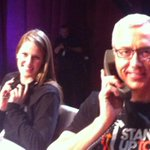 RT @Ali_Sweeney: Tweeting texting/ video chatting with @drdrew & @franklinmissy !Call ! Donate! @SU2C #istandupfor http://t.co/60PwIAMQ