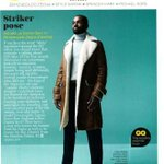 RT @katie_stapes: @DarrenBent in this month's UK GQ Magazine