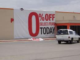 @funnysigns_: Hey, I remember that sale! Exciting wasn't it!!! ;)  #BadSigns #FunnySigns #Oops