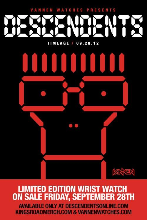RT @RalphGlor: Just Perfect timing. RT @descendents: Coming, September 28th... http://t.co/pfh5Z44O