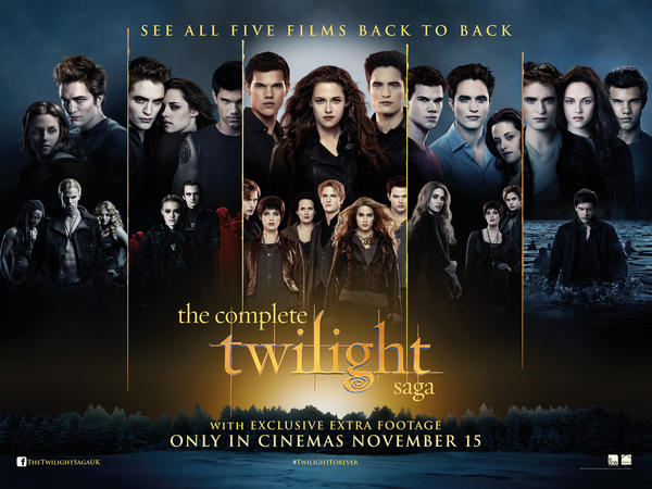 Here is an EXCLUSIVE first look at the poster for the UK's THE COMPLETE TWILIGHT SAGA SCREENINGS!! http://t.co/Va4nvbWG