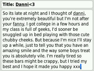 For you @itsdanniyoucunt <3 http://t.co/eBx8dp5L