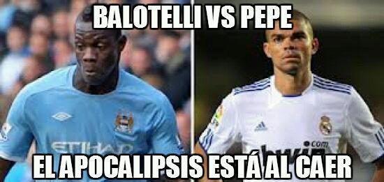 Esta noche no os perdáis una gran velada de la UEFA Champions Tekken League, y el fabuloso combate: 'Pepe vs Balotelli' http://t.co/1QldstTc