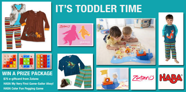#Win a toddler prize pack from @haba_usa and @Zutano: http://t.co/Wd2rhcJA #giveaway http://t.co/y8HxGZ4c