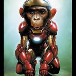 RT @SteveSapz: Monkey see, Monkey DO... #Iron #Monkey ... @Marvel @Jon_Favreau @RobDowneyJrIMDB