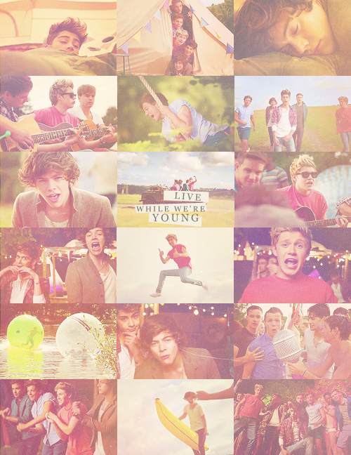 Live While We're Young, LWWY.. RT if you are a Directioner. http://t.co/2PHGWKjv