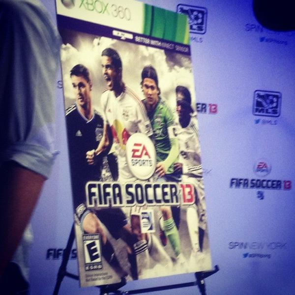 Here's your @EASPORTSFIFA #FIFA13 downloadable cover. @DarrenMattocks, @Goleador17, @tim_cahill and @ChrisWondo. http://t.co/6mKnEZHR