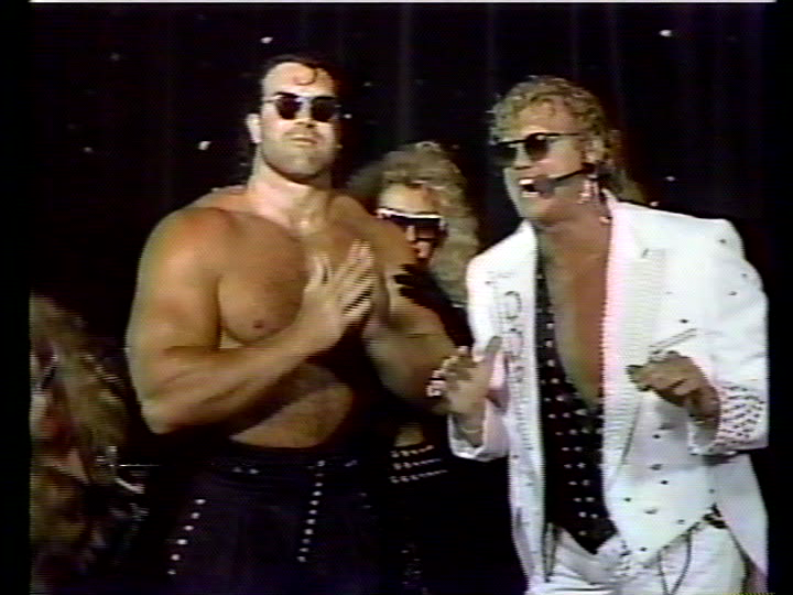Diamond Studd Scott Hall and DDP in 1991 look like bad Steve Mongo McMichael and Brian Pillman cosplayers. http://t.co/dDHjulSt