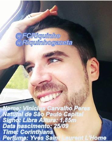 FC Riquinho (@FCRiquinho): Gente, fiz um resuminho das principais características do príncipe @riquinhogazeta, é simples, mas de coração para vcs! http://t.co/Sr2DdCP2